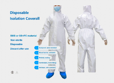Isolation-Coverall